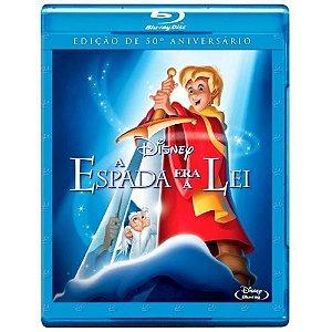 Blu-Ray - A Espada Era a Lei - Edição de 50º Aniversário