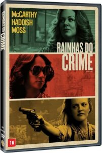 DVD - Rainhas do Crime