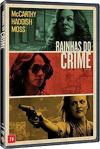DVD - Rainhas do Crime