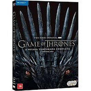 Blu-ray Box - Game of Thrones - 8ª Temporada Completa