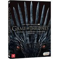 DVD Box - Game of Thrones - 8ª Temporada Completa