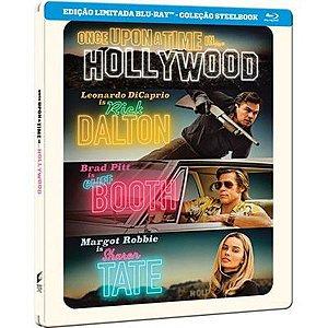 Steelbook - Blu-ray - Era Uma Vez Em Hollywood