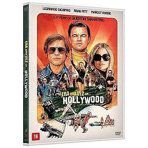 DVD - Era uma vez... Em Hollywood - Quentin Tarantino