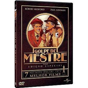 DVD - Golpe de mestre