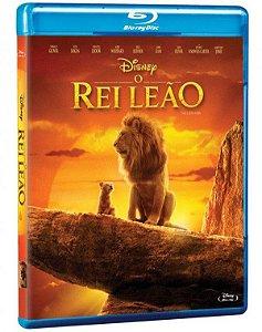 Blu-ray - O Rei Leão (2019)