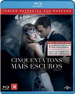 Blu-Ray: Cinquenta Tons Mais Escuros