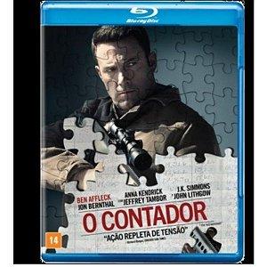 BLU RAY O CONTADOR - BEN AFFLECK