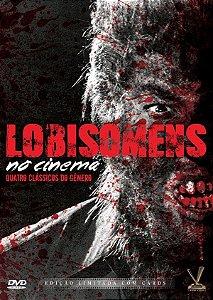 DVD BOX Lobisomens No Cinema - 2 Discos