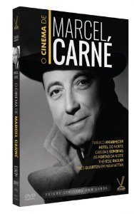 Dvd Box O Cinema de Marcel Carné (3 DVDs)