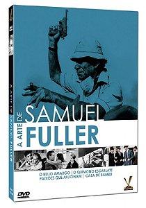 Dvd Box A Arte de Samuel Fuller (Digistack com 2 DVDs)