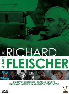 Dvd Box A Arte de Richard Fleischer - (2 DVDs)