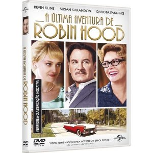 DVD  - A ULTIMA AVENTURA DE ROBIN HOOD