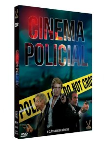 Dvd Box Cinema Policial Vol. 1 (2 DVDs)