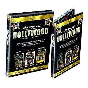 DVD Era uma Vez em Hollywood - A Coleção Completa