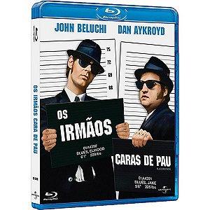 Blu-Ray Os Irmãos Cara de Pau