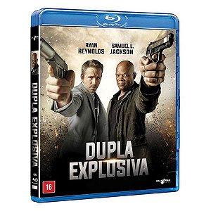 Blu-Ray - Dupla Explosiva