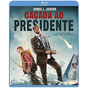 Blu-Ray - Caçada Ao Presidente