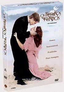 DVD BOX OS PÁSSAROS FERIDOS MINISSÉRIE - (4 DISCOS)