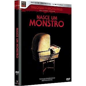 DVD NASCE UM MOSNTRO - ED. ESPECIAL LIMITADA - LARRY COHEN