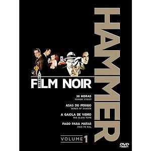 Hammer Film Noir – Vol. 1 - 2 Discos - DVD