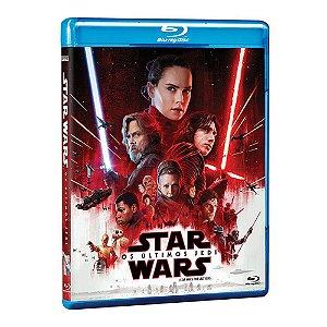 Blu-Ray - Star Wars: Os Últimos Jedi