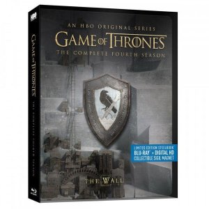STEELBOOK BLU RAY GAME OF THRONES - 4ª TEMPORADA COMPLETA