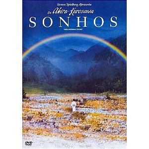 DVD - SONHOS - Akira Kurosawa