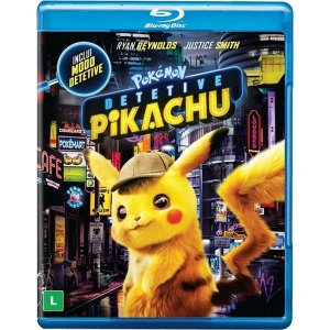 Blu-Ray - Pokémon - Detetive Pikachu