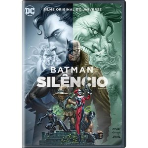 DVD - BATMAN SILÊNCIO