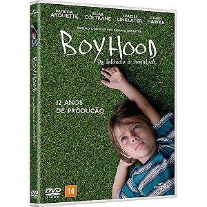 DVD  - BOYHOOD: DA INFANCIA A JUVENTUDE