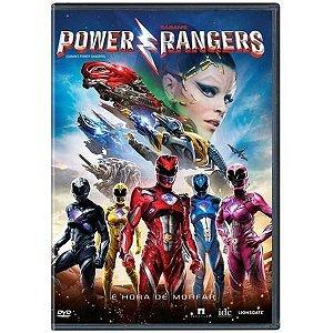 DVD POWER RANGERS  - O FILME