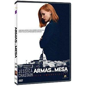 DVD ARMAS NA MESA