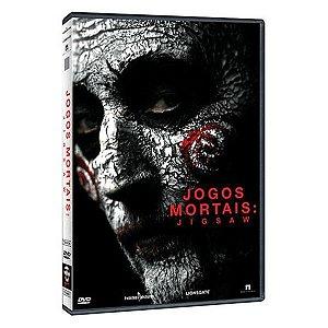 DVD JOGOS MORTAIS: JIGSAW