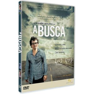 DVD A BUSCA - Wagner Moura