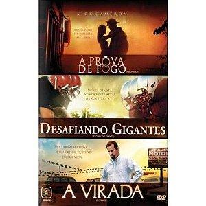 BOX GOSPEL - DESAFIANDO - PROVA DE FOGO - A VIRADA