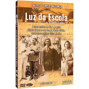 DVD - Luz da Escola de Clóvis e Nina (1 DVD + 2 CDs)