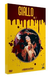 DVD GIALLO VOLUME 7 (2 DISCOS)