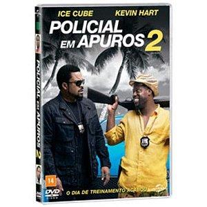 DVD - Policial Em Apuros 2