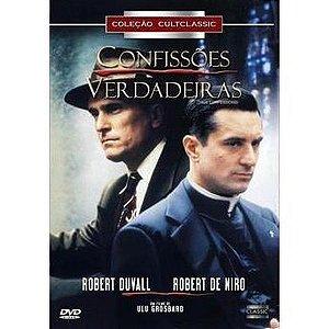 Dvd Confissões verdadeiras - Robert De Niro