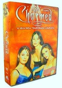 Dvd Charmed - 2 Temporada - 6 Discos
