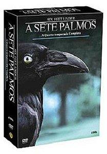 Box A Sete Palmos - A 4 Temporada Completa 5 Discos