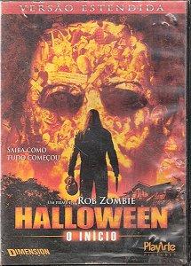Dvd Halloween O Inicio Rob Zombie
