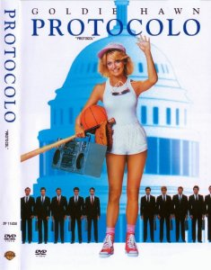 Dvd Protocolo - Goldie Hawn