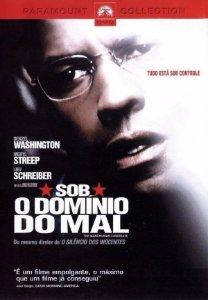 Dvd Sob O Domínio Do Mal - Denzel Washington