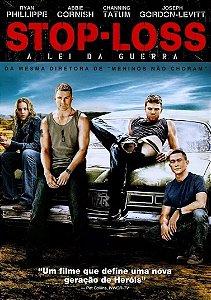 Dvd Stop Loss A Lei Da Guerra - Channing Tatum