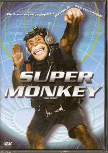 Dvd Super Monkey - Seth Adkins
