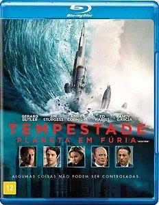 Blu-Ray - Tempestade - Planeta Em Fúria
