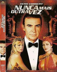 Dvd 007 Nunca Mais Outra Vez - Sean Connery