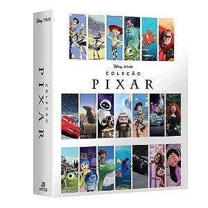 Box - Coleção Pixar 2018 (20 DVDs) - Walt Disney