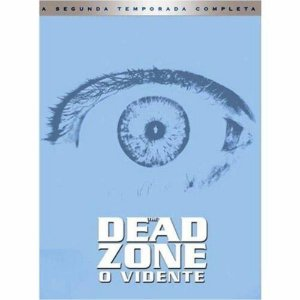DVD The Dead Zone - O Vidente - 2 Temporada - 5 Discos